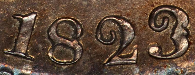 1823, Date, Patched 3, O-101a
