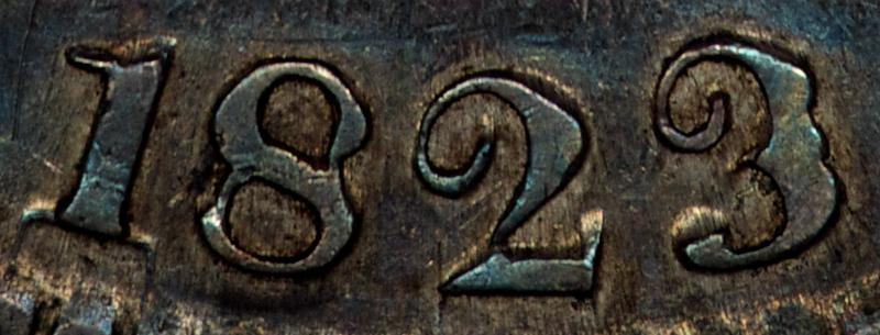 1823, Date, Ugly 3, O-110