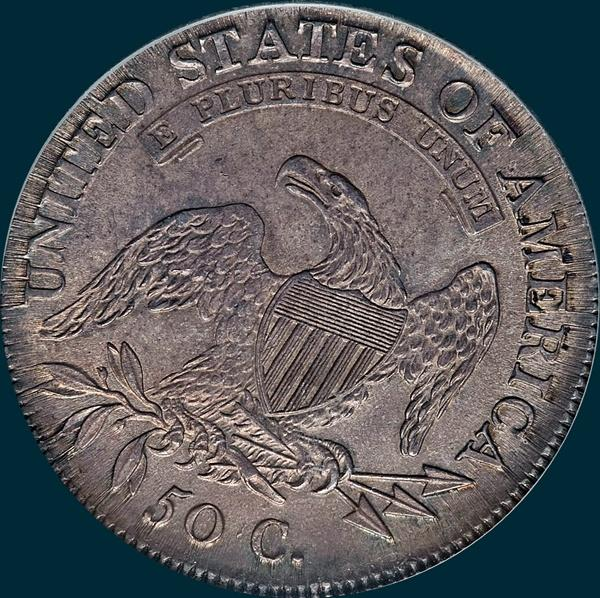 1810, O-103, Capped Bust, Half Dollar