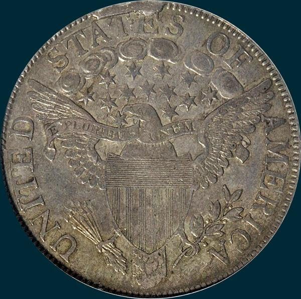 1805, O-105a, R6?, Draped Bust, Half Dollar